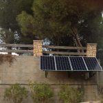 Lorentz Solar Installation